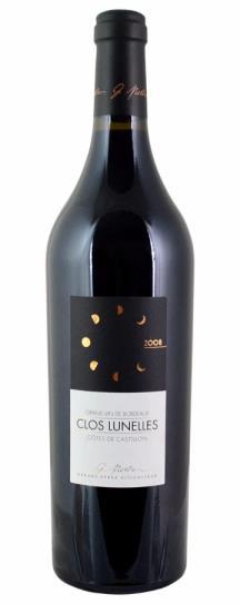 2008 Clos les Lunelles Bordeaux Blend