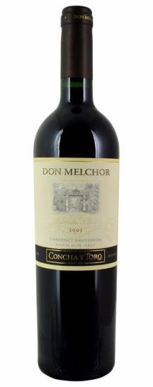 2005 Concha y Toro Don Melchor Cabernet Sauvignon Puente Alto Vineyard