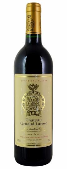 2000 Gruaud Larose Bordeaux Blend