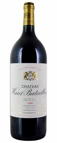1995 Haut Batailley Bordeaux Blend
