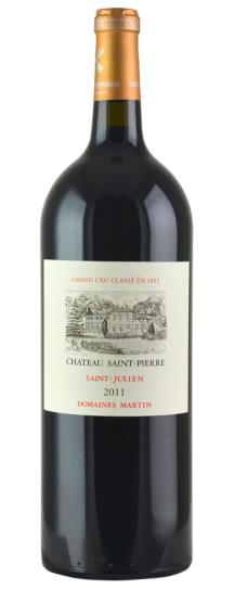 2011 Chateau Saint Pierre Saint-Pierre, St Julien