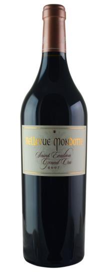 2007 Bellevue Mondotte Bordeaux Blend