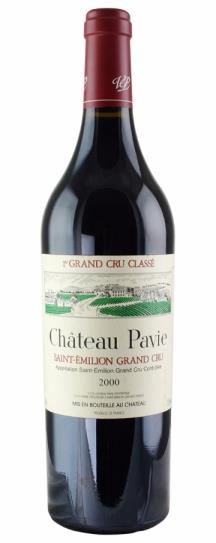 2002 Pavie Bordeaux Blend