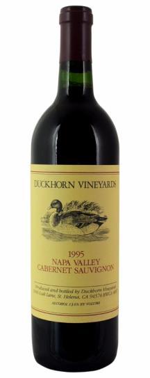 1984 Duckhorn Cabernet Sauvignon