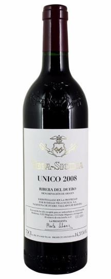 2009 Vega Sicilia Unico