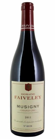 2011 Faiveley, Domaine Musigny