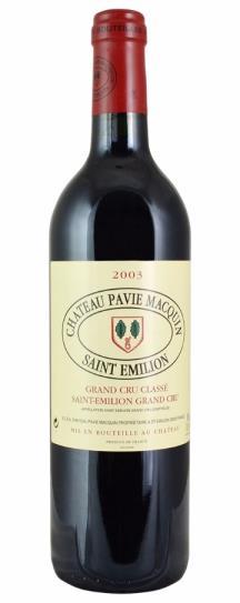 2005 Pavie-Macquin Bordeaux Blend