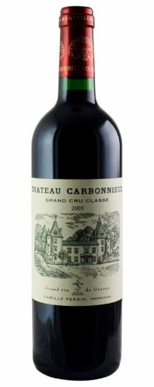 2015 Carbonnieux Bordeaux Blend