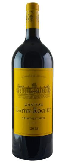 2015 Lafon Rochet Bordeaux Blend