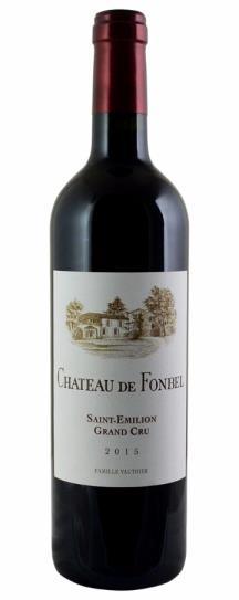 2015 Fonbel Bordeaux Blend
