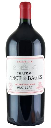 2006 Lynch Bages Bordeaux Blend