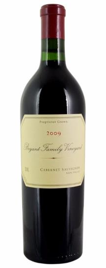 2009 Bryant Family Vineyard Cabernet Sauvignon