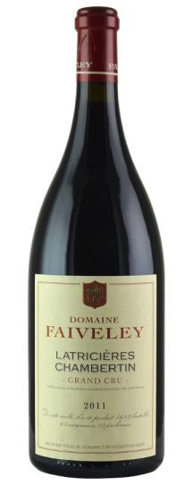 2011 Domaine Faiveley Latricieres Chambertin Grand Cru