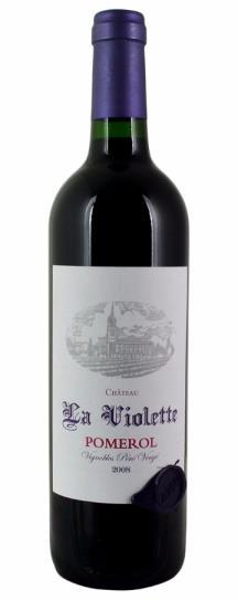 2008 La Violette Bordeaux Blend