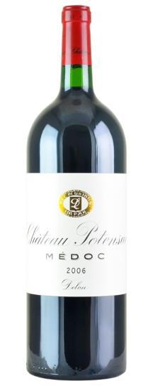 2006 Potensac Bordeaux Blend