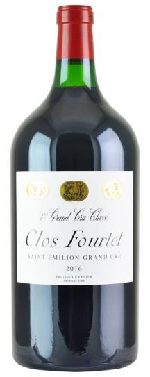 2016 Clos Fourtet Bordeaux Blend