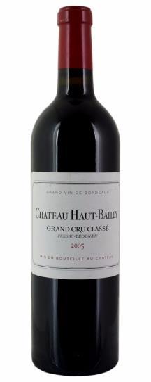 2005 Haut Bailly Bordeaux Blend