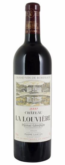 2001 Louviere, La Bordeaux Blend