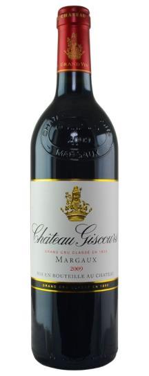 2009 Giscours Bordeaux Blend