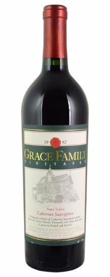 1994 Grace Family Vineyard Cabernet Sauvignon