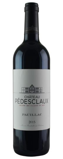 2016 Pedesclaux Bordeaux Blend