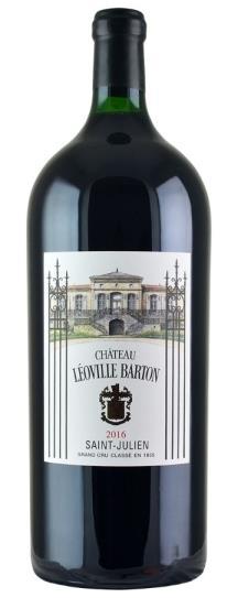 2016 Leoville-Barton Bordeaux Blend