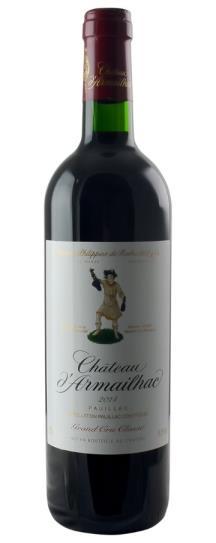 2014 d'Armailhac Bordeaux Blend