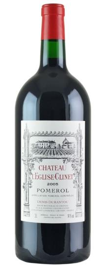 2005 L'Eglise Clinet Bordeaux Blend