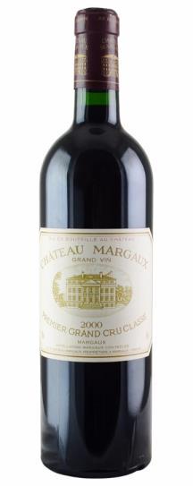 2000 Margaux, Chateau Bordeaux Blend