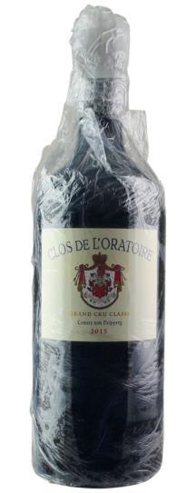 2015 Clos de l'Oratoire Bordeaux Blend