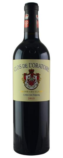 2018 Clos de l'Oratoire Bordeaux Blend