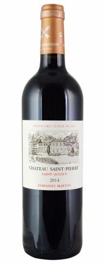 2016 Chateau Saint Pierre Saint-Pierre, St Julien
