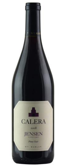 2008 Calera Pinot Noir Jensen Vineyard