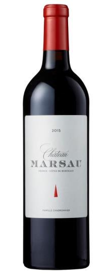 2015 Marsau Bordeaux Blend