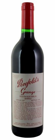 1997 Penfolds Grange