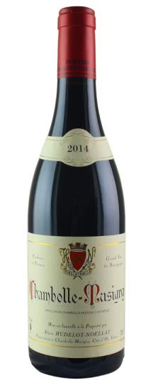 2014 Domaine Hudelot-Noellat Chambolle Musigny