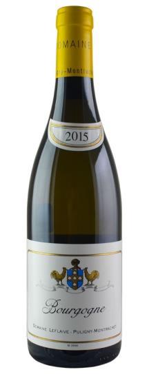 2015 Domaine Leflaive Bourgogne Blanc