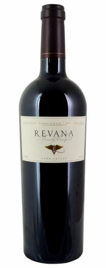2001 Revana Family Vineyard Cabernet Sauvignon