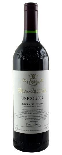 2006 Vega Sicilia Unico