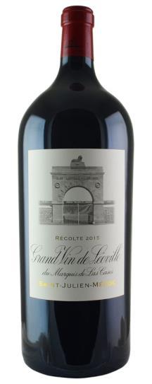 2015 Leoville-Las Cases Bordeaux Blend