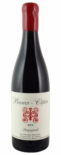2014 Brewer-Clifton Pinot Noir Hapgood