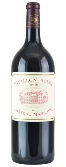 2016 Chateau Margaux Pavillon Rouge