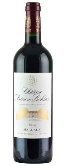 2016 Prieure-Lichine Bordeaux Blend
