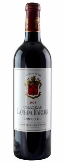 2006 Langoa Barton Bordeaux Blend