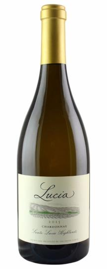 2015 Lucia Vineyards Chardonnay Santa Lucia Highlands