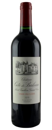2015 Cote de Baleau Bordeaux Blend