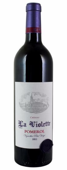 2011 La Violette Bordeaux Blend