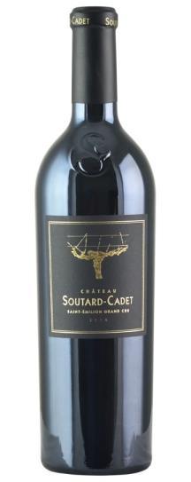 2016 Cadet Soutard Bordeaux Blend