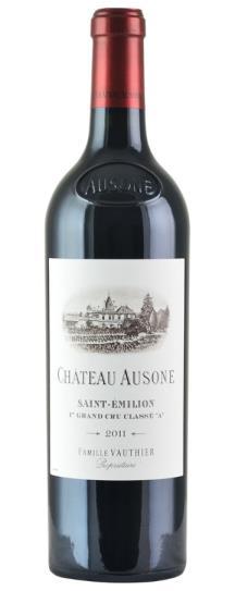 2011 Ausone Bordeaux Blend