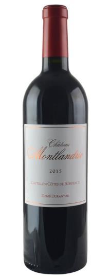 2015 Montlandrie Bordeaux Blend